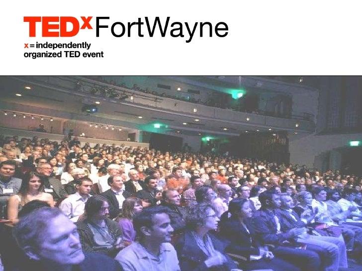 TEDx Fort Wayne