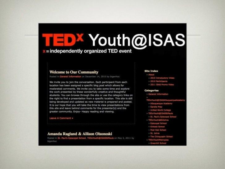 Tedxisasheads
