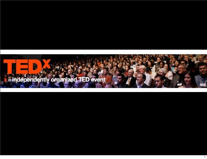 Patrocinio TEDxPuravVida