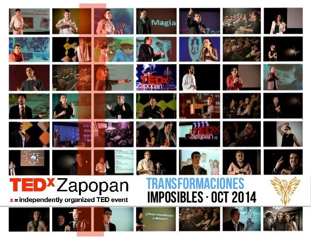 TRANSFORMACIONES IMPOSIBLES · OCT 2014