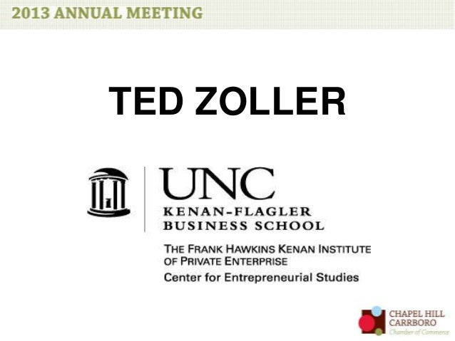 Keynote Address by Dr. Ted Zoller