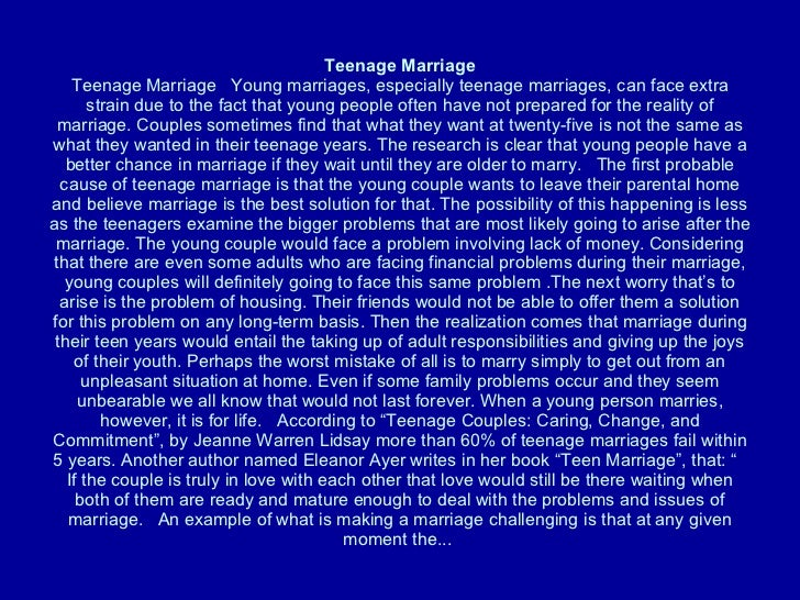 teenage life story essay My life story essay submitted by: what were you like as a teenager a school and counseling b parting c worked full-time d got married and divorced.