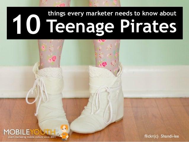 (mobileYouth) Teenage Pirates