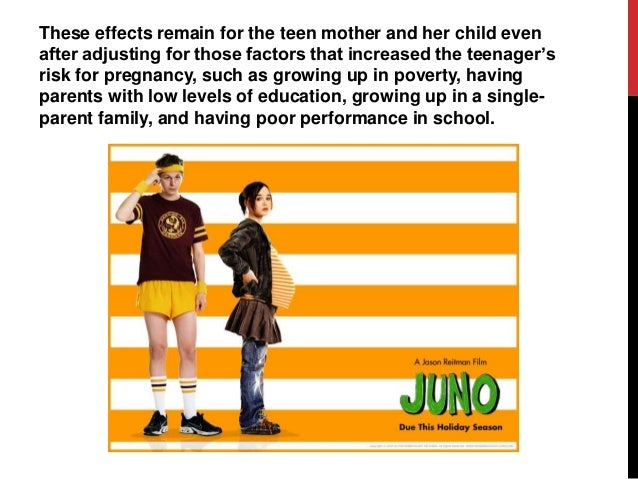 affect of performance of teenager by