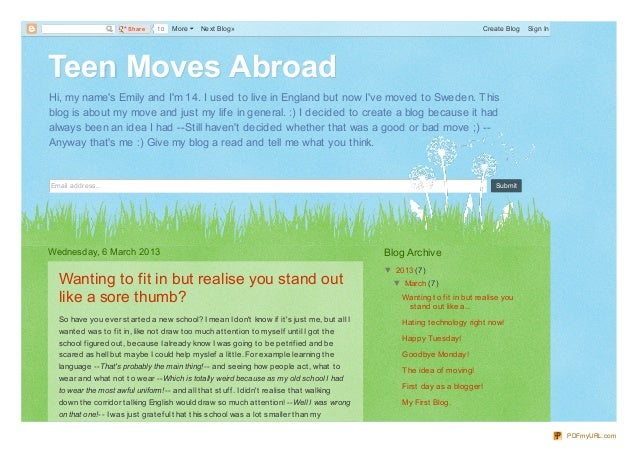 Share     10   More     Next Blog»                                                                   Create Blog   Sign In...