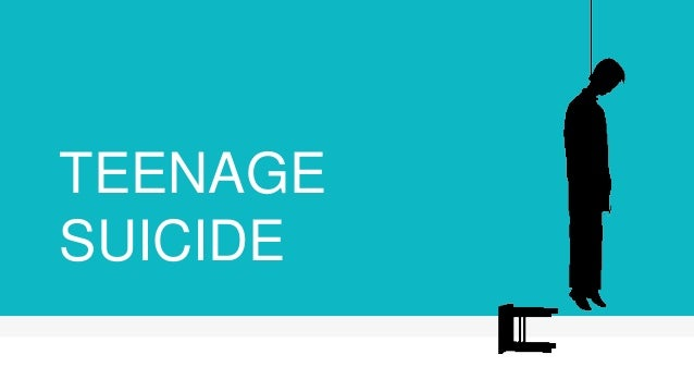 teenage suicide and you However, when you lose someone to suicide, it can feel different from other types of loss several circumstances can make death by suicide different,.