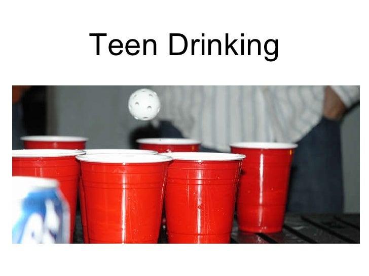 Teen Drinking Final