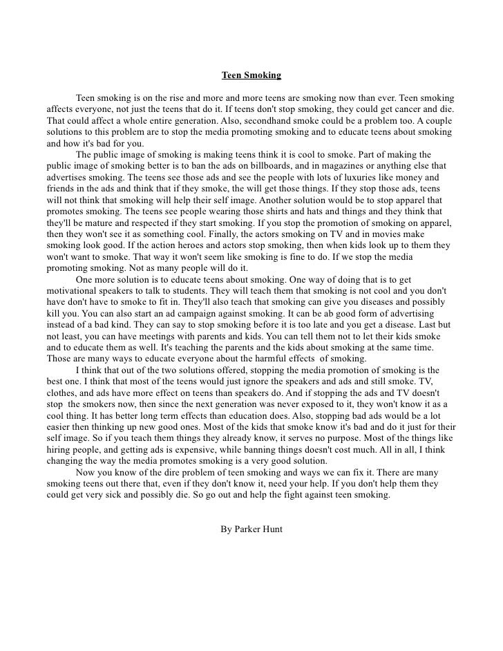 smoking essay in english Smoking cause and effect essay  february 25, 2013  smoking does many horrible things to the human body that most people are not aware of almost everyone knows that smoking causes cancer, and.