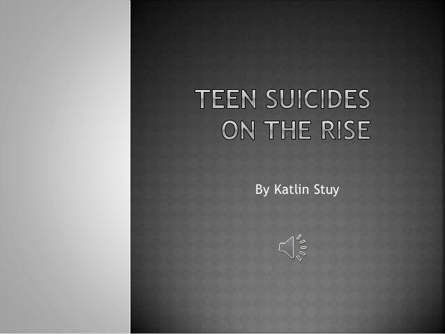 Teen suicides   multimedia