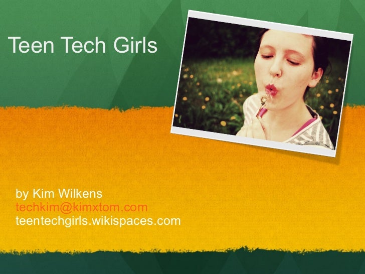 Teen Tech Girls