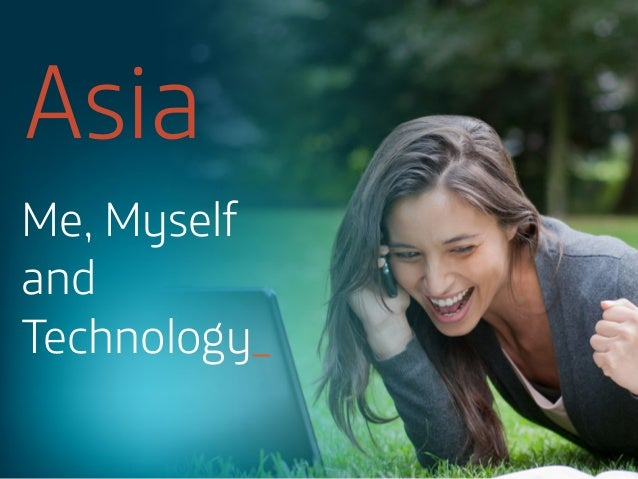 Asia Me, Myself and Technology_