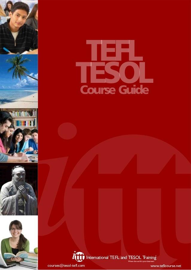 Tefl e-guide