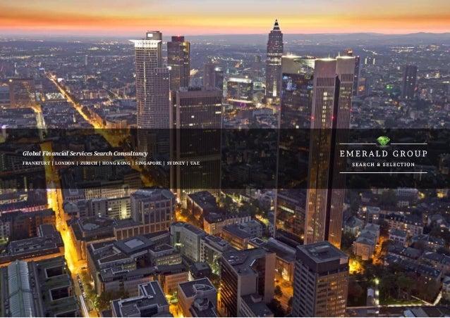 Emerald Group Frankfurt - Corporate Brochure