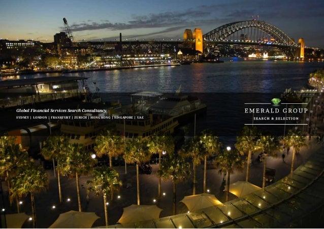 Emerald Group - Sydney Brochure