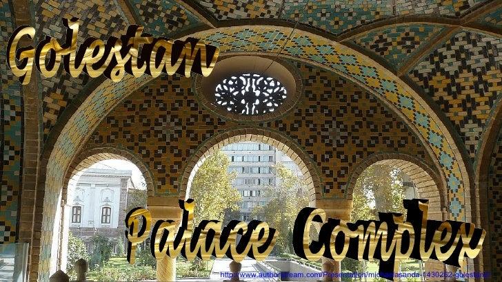 Tehran Golestan Palace2