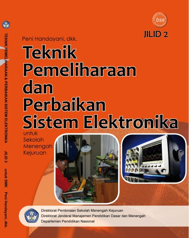 Teknik elektronika 2 digital & power supply