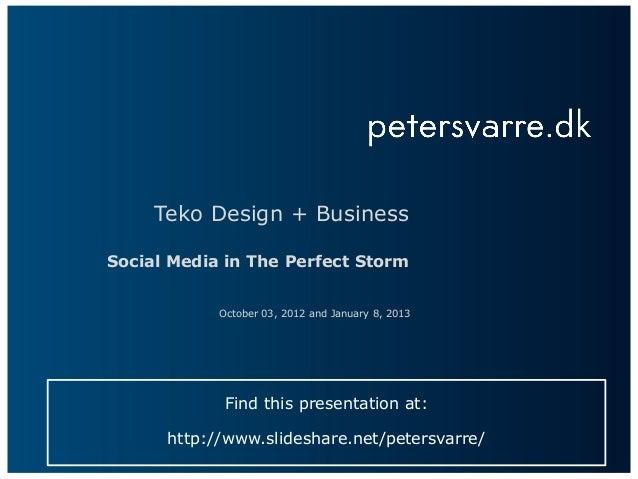 Teko Presentation