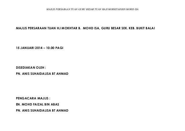Teks Ucapan Perpisahan | newhairstylesformen2014.com