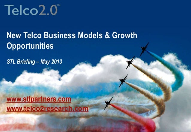 Telco2   business models and opportunities   briefing may 2013