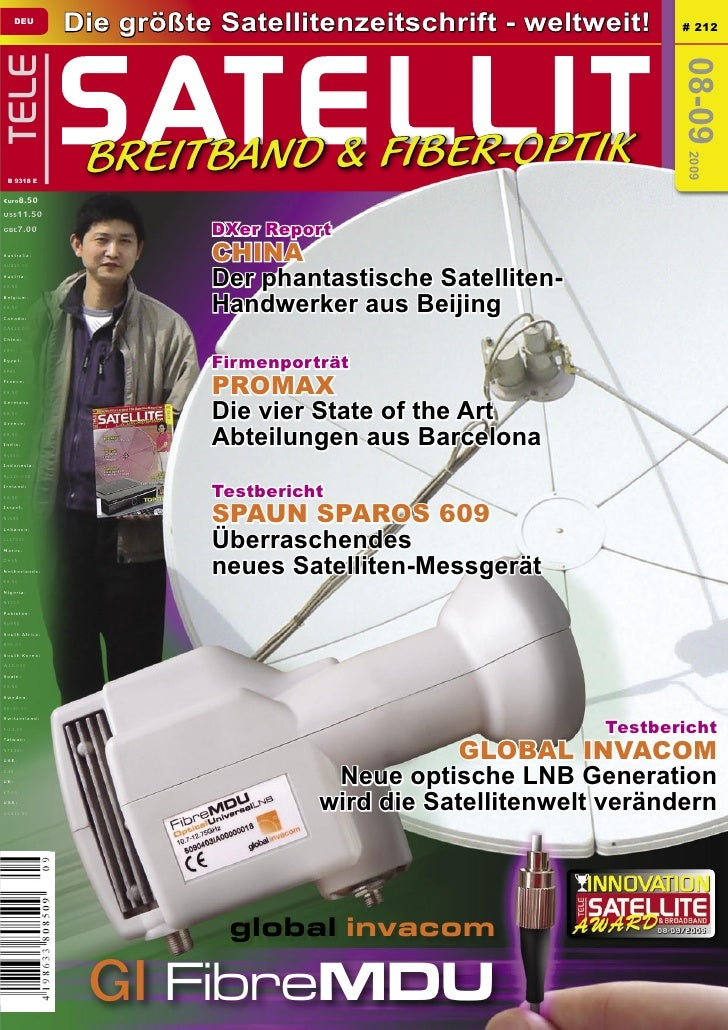 deu TELE-satellite 0909