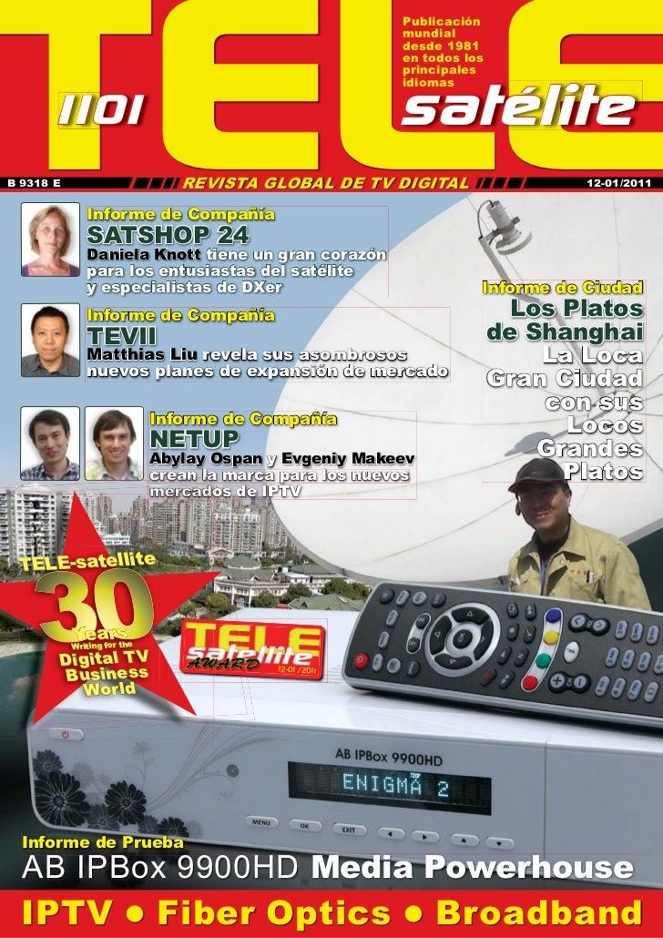 TELE                                                             Publicación                                              ...