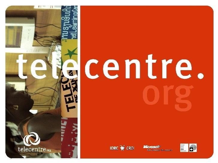 telecentre.org GKP Scaling Presentation