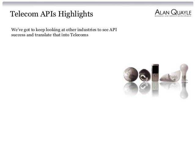 Telecom API Event (11-13 Nov London) Summary