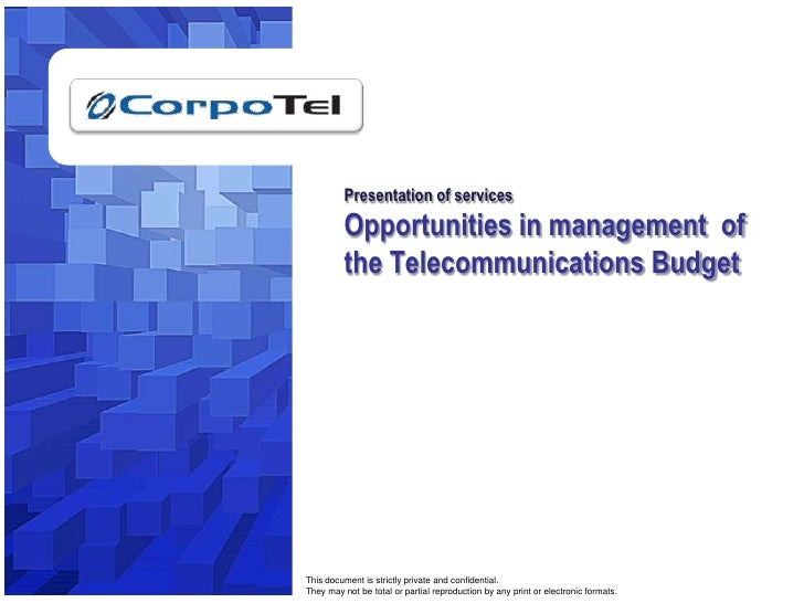 telecom expense management white paper Ebook: find out how to build your strategy for managing telecom expenses and learn which characteristics to look for in a telecom expense management provider so that you can make sure critical communications are as cost-effective as possible.