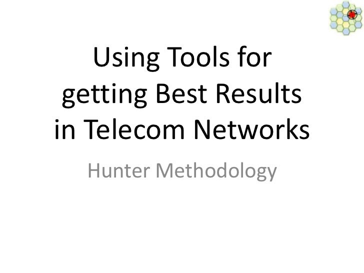 Using Custom Macros for getting Best Results (Performance, QoS...) in Telecom Networks