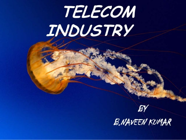 Top Telecom industries in India and global