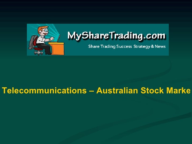 Telecommunications – Australian Stock Market Report