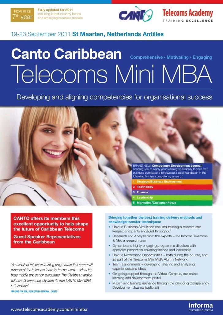Telecoms canto mba#2 b