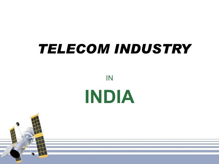 Telecomsector in india