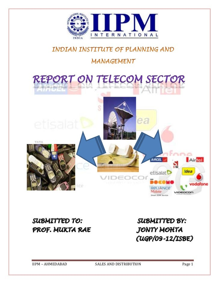 Telecomsector 100620083023-phpapp02