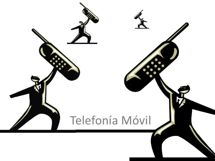 Telefonía Móvil<br />df<br />