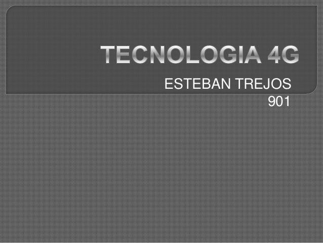 ESTEBAN TREJOS            901