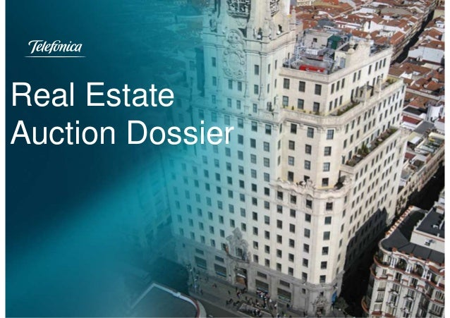 Real Estate Auction Dossier