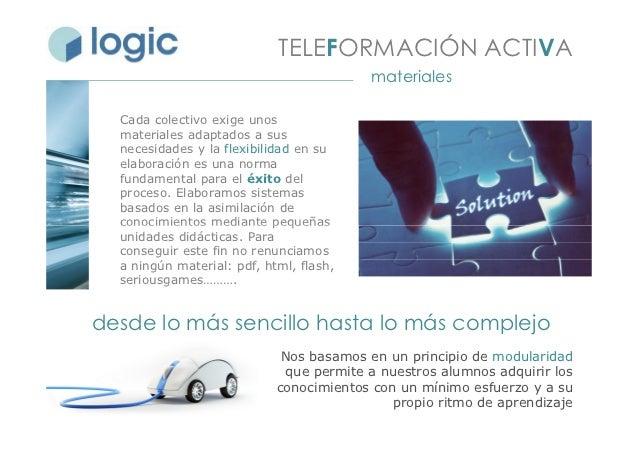 Teleformación activa