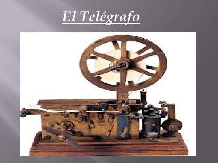 Telegrafo Diapositiva