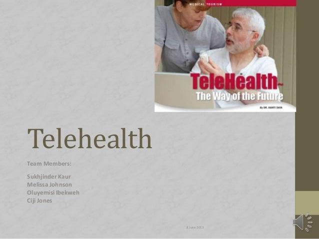 Telehealth presentation 9 june final sk