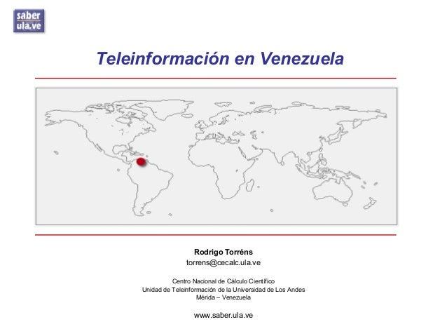 Teleinformacion 2001