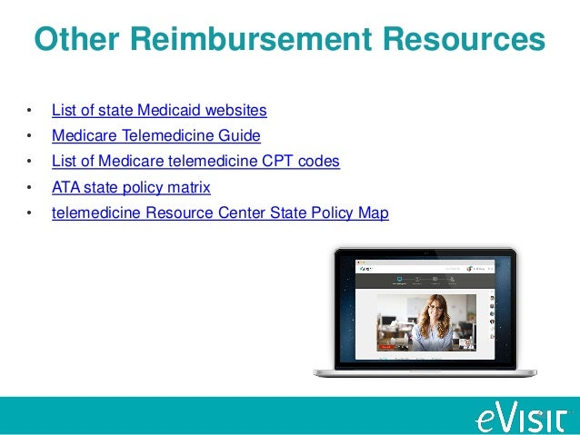 How to get reimbursed for telemedicine