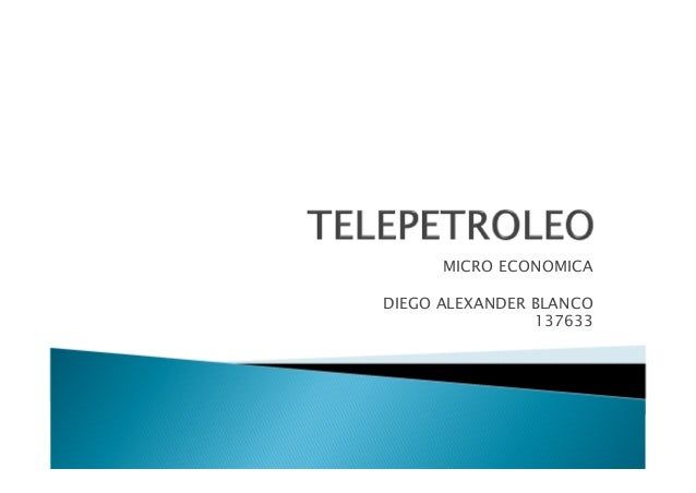 Telepetroleo