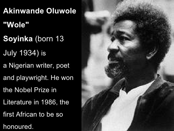 the telephone conversation by wole soyinka essay Telephone conversation was a poem concerning the racial discrimination between the caucasian and african in the poem, the poet wanted to rent a house from the landlady originally however, after he stated that he was african, the conversation turned to discuss the poet's skin color swiftly and it lasted.