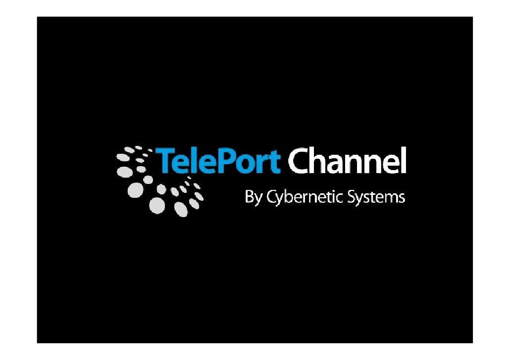 IT Solutions For Media      teleport-cs      IT solutions for media