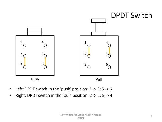 Double Pole Double Throw Switch Wiring Diagram Somurichcom