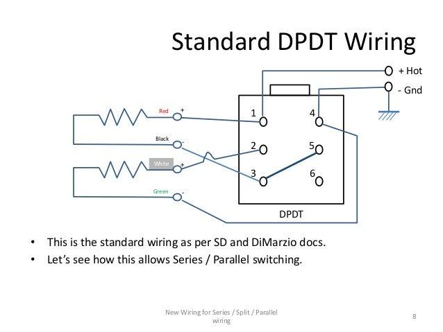 dimarzio b humbucker wiring diagram peavey humbucker