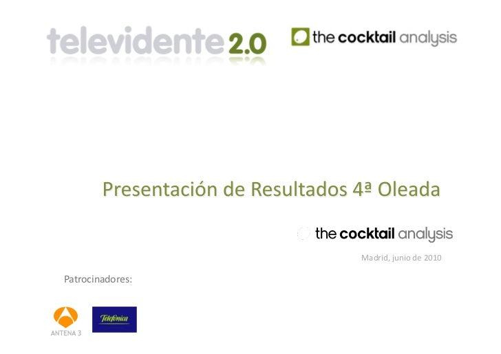 Televidente 2010 informe_ejecutivo