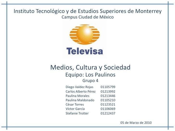 Instituto Tecnológico y de Estudios Superiores de Monterrey                    Campus Ciudad de México                   M...
