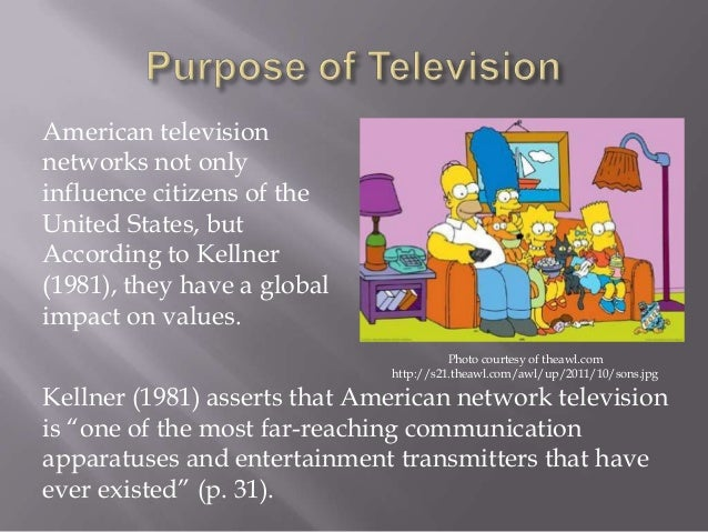 television impact on society Positive impacts of television include reading encouragement  positive impact of computers on society social impact of television impact of television on society.
